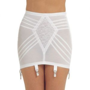 Rago 1359 Open Bottom Gordel 6 - kleur White
