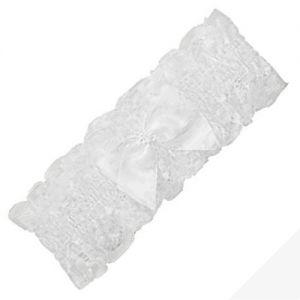 Trasparenze Tono su Tono Kousenband - kleur Wit (Bianco)